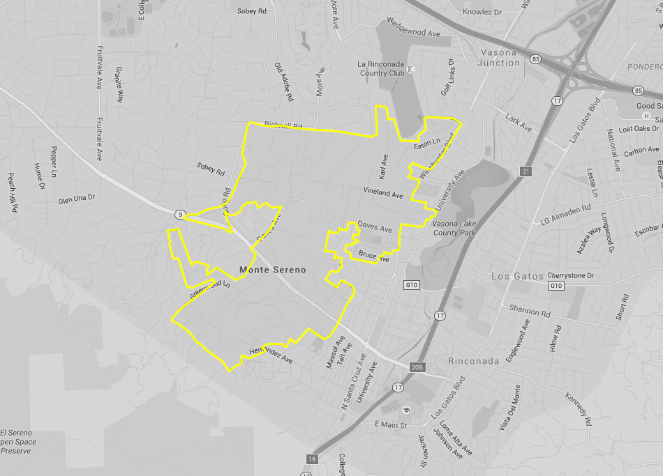 Monte Sereno Taxi, California | Silicon Valley Cab Rates