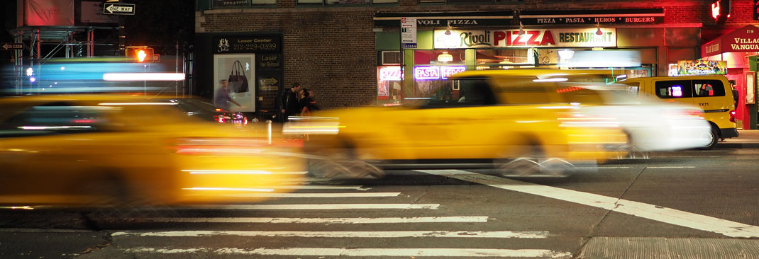 Driving - Confessions of (Our) Taxi Drivers: Why We Love Our Jobs
